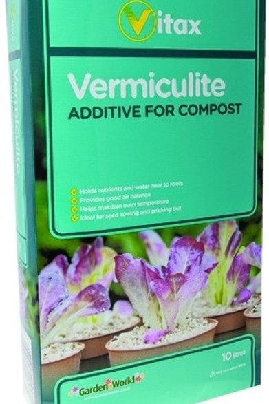 Vitax  Vermiculite 10 Litres