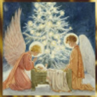 16 Christmas Cards - The Nativity
