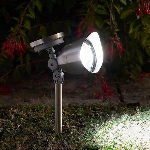 Mega Spotlight - Stainless Steel 10L