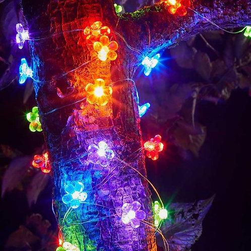30 Flower Firefly String Light