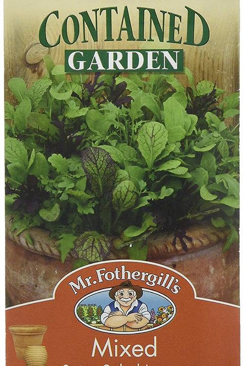 Mr Fothergills Seeds Mixed