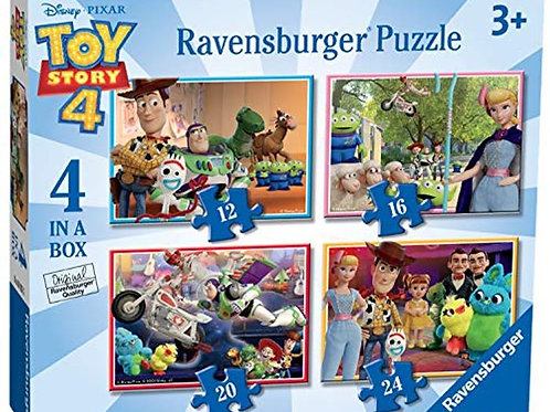 Ravensburger Disney Toy Story 4 - 12/16/20/24 Piece Puzzle