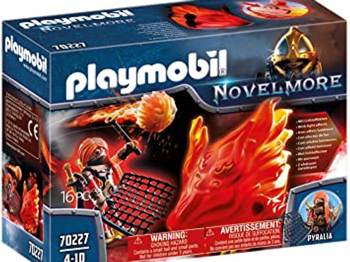 Playmobil Knights Novelmore BR Spirit Fire