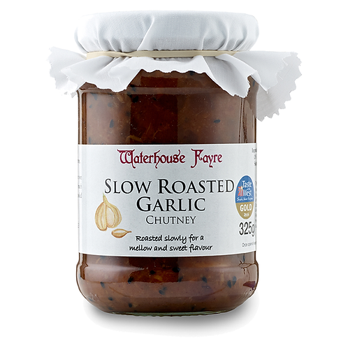 Waterhouse Fayre Slow Roasted Garlic Chutney