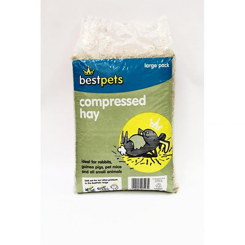 Bestpets Compressed Hay Bedding