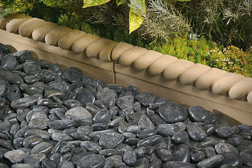 Bowland Stone Rope Top Edging