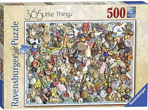 Ravensburger 365 Little Things 500 Piece Puzzle