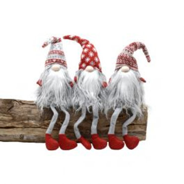 56cm Nordic Dangly Legs Fur Gonks