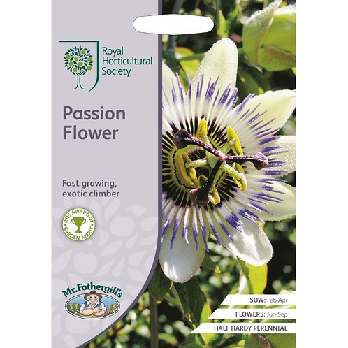 Mr Fothergills Seeds Passion Flower
