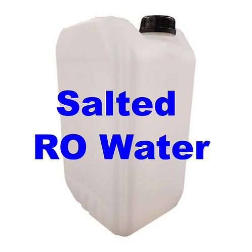 Salted RO Water 25L