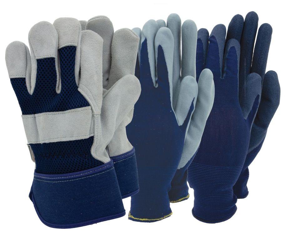 Men's Triple Pack Gloves