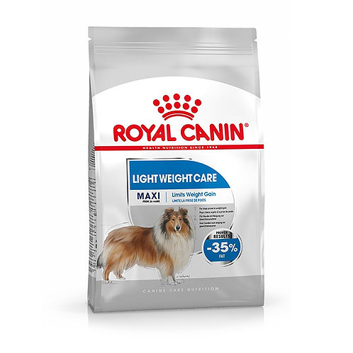 Royal Canin Lightweight Care Maxi 3kg