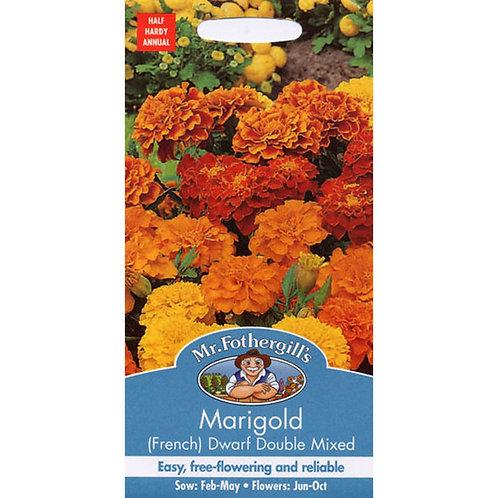 Mr Fothergills Seeds Marigold
