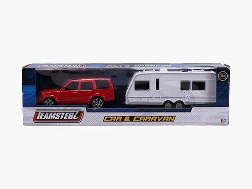 Teamsterz Car & Caravan