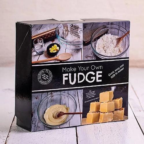 Make Your Own Fudge Kit x 2 Mixes (Vanilla & Salted Caramel)