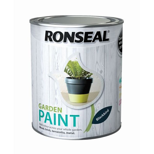 Ronseal Garden Paint 750ml