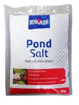 Bermuda Pond Salt 2kg