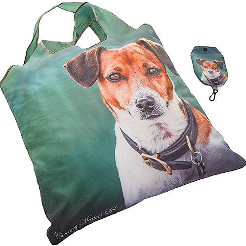 Country Matters Foldaway Shopper Bag