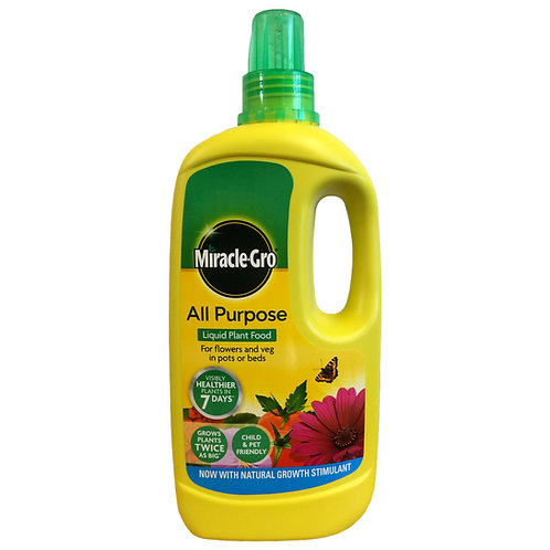 Miracle Gro All Purpose 1L