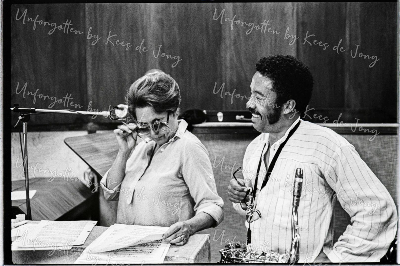Rita Reys & Johnny Griffith