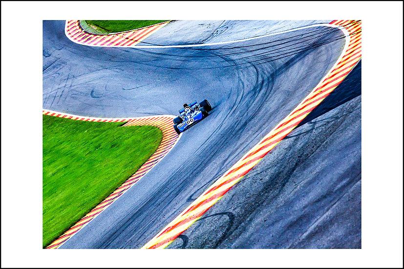 Raidillon | EauRouge  Circuit de Spa-Francorchamps | Belgium