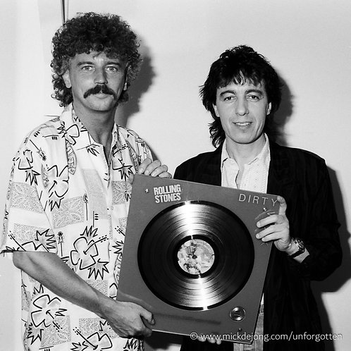 Rolling Stones   Bill Wyman