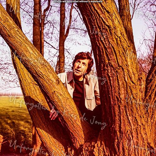 Leonard Cohen  03 | 50cm x 50cm