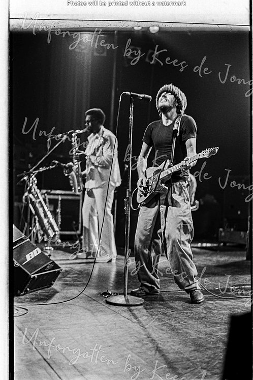 Bruce Springsteen   Born to Run Tour - Buy Limited Edition Music Photography   Photo: by Kees de Jong