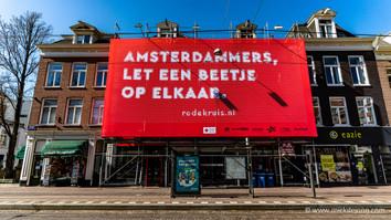 Amsterdammers, let een beetje op elkaar   Ferndinand Bolstraat