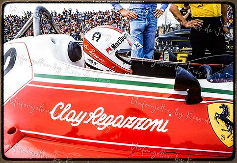 Clay Regazzoni (Ferrari) | 001
