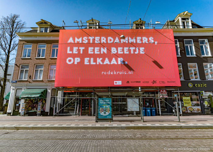 Amsterdam   covid-19