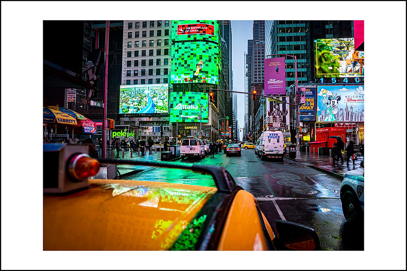 New York #9 | Times Square