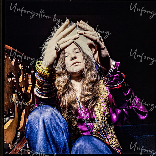 Janis Joplin  01 | 50cm x 50cm