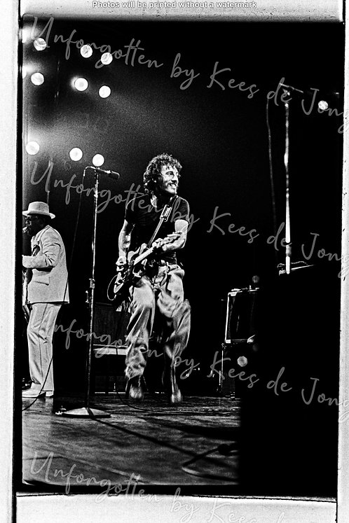 Bruce Springsteen | Born to Run Tour - Buy Limited Edition Music Photography | Photo: by Kees de Jong