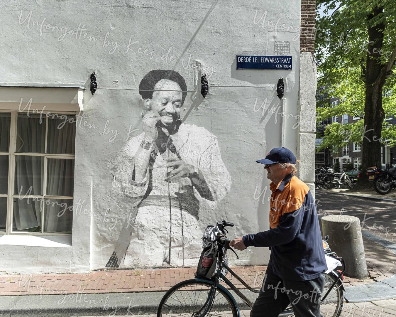 Maurice White | Amsterdam