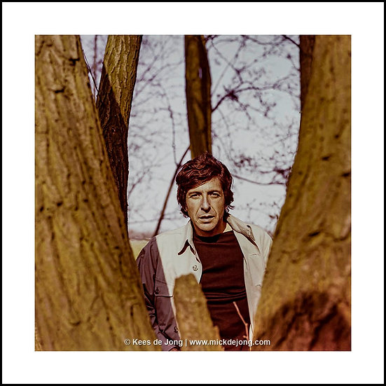 Leonard Cohen #002