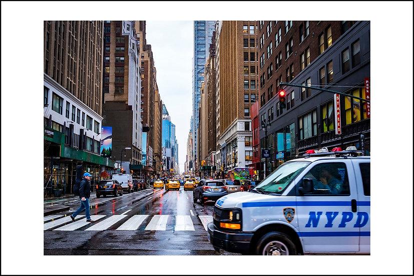 New York #7 | NYPD