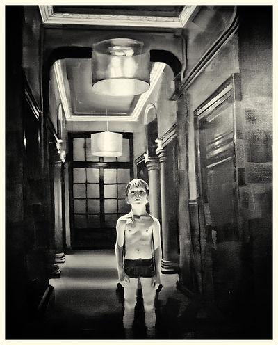 Thierry Carrier - Sans titre (#1933) huile sur toile