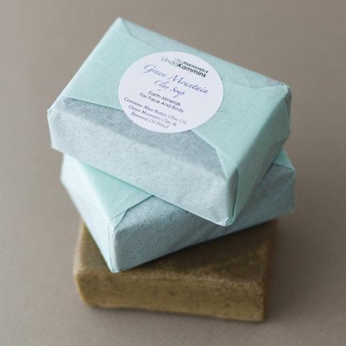 Green Mountain Clay Soap Bar