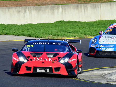 NSW Prod Sports Back in Endurance Mode at SMP