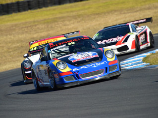 There can only be one. NSW ProdSports heads into the highlands for round five of the 2014 Championsh
