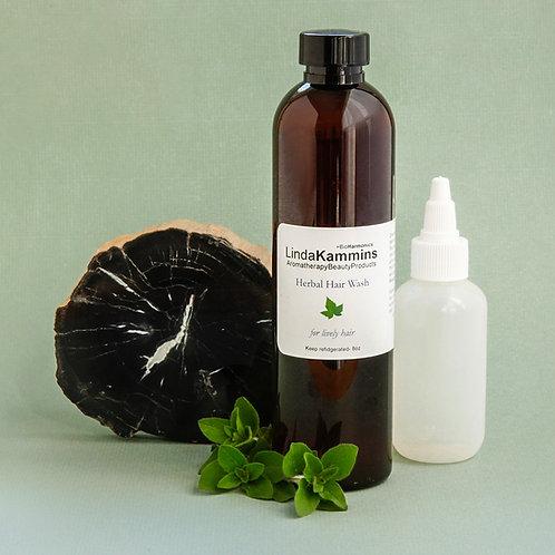 Herbal Hair Wash Tonic