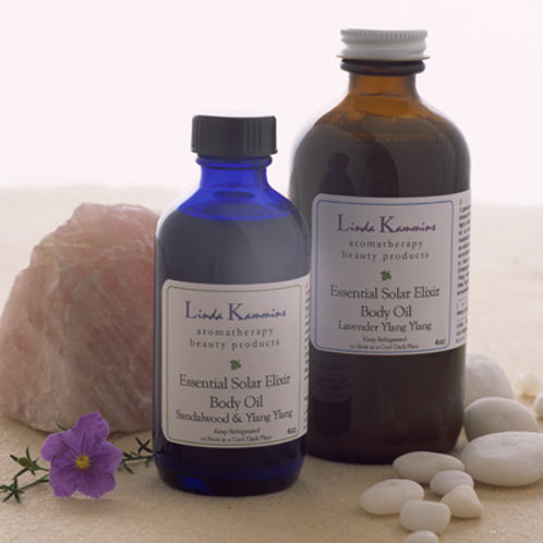 Essential Solar Elixir Body Oil