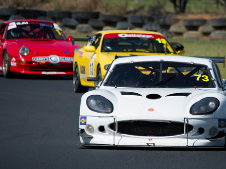 Substantial Growth For NSW Production Sports Car Championship In 2014