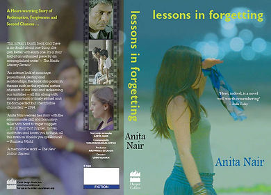 Anita Nair, fiction, a film based on this book, india