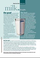 Prevention magazine page layout, womens health magazine design