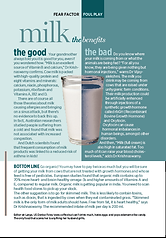 Prevention magazine page layout, womens health magazine design