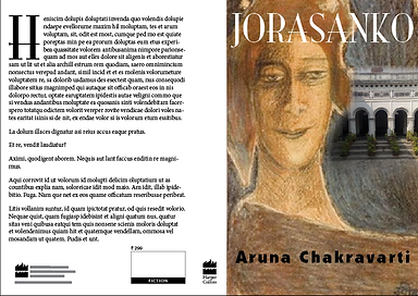 Aruna chakravarti, Jorasanko, based on Tagore's household, fiction