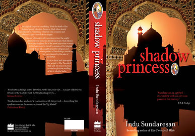 fiction, writing in english from india, indu sunderesan
