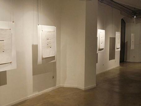 Inaugurem Exposició . Lletra a Lletra Guanyadora d'una Beca Agita de l'Ajuntament de Figuere